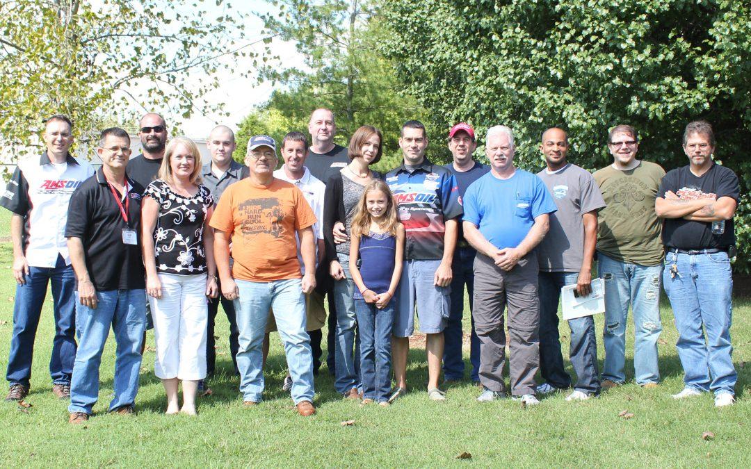 September 8th 2012 Dealer Training