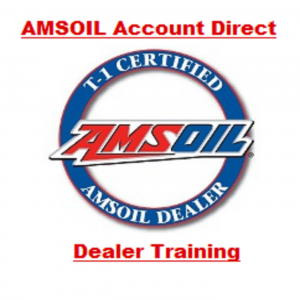 AMSOIL Account Direct Dealer Training